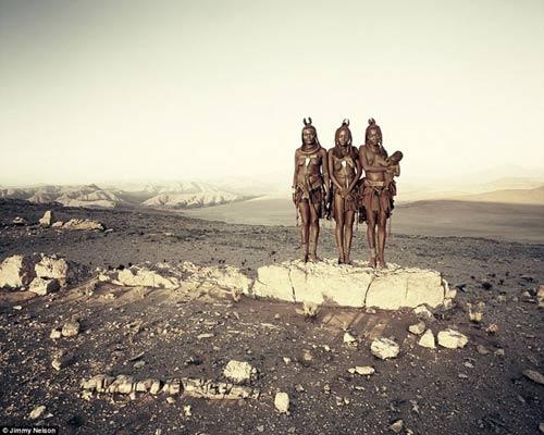 Những bộ lạc sắp biến mất khỏi trái đất - 9