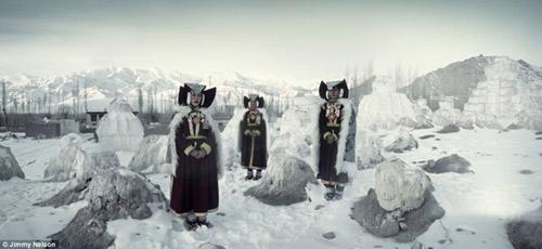 Những bộ lạc sắp biến mất khỏi trái đất - 10
