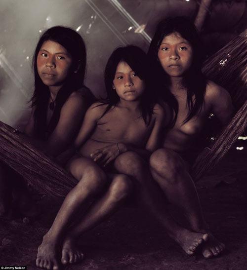 Những bộ lạc sắp biến mất khỏi trái đất - 14
