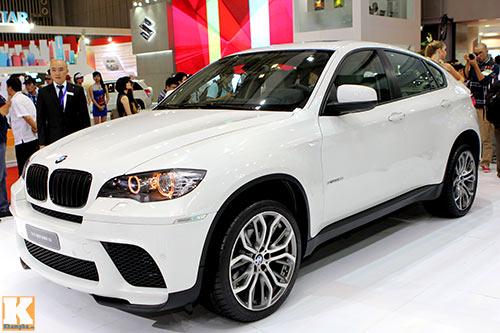 Soi những xe đắt nhất Vietnam Motor Show 2013 - 9