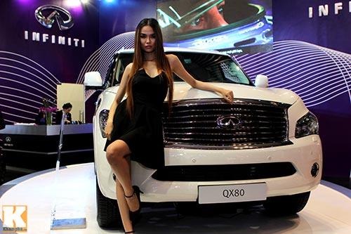 Soi những xe đắt nhất Vietnam Motor Show 2013 - 10