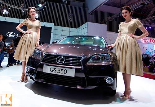 Soi những xe đắt nhất Vietnam Motor Show 2013 - 8