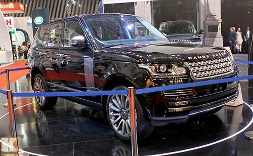 Soi những xe đắt nhất Vietnam Motor Show 2013 - 12