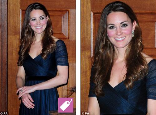 Công nương Kate xinh đẹp, quý phái - 3