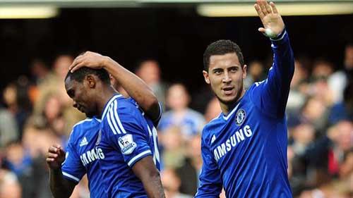 Chelsea–Man City: Công cường đọ thủ mạnh - 1
