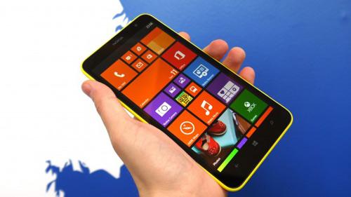 Đánh giá Lumia 1320: Cấu hình ổn, giá hợp lý - 1