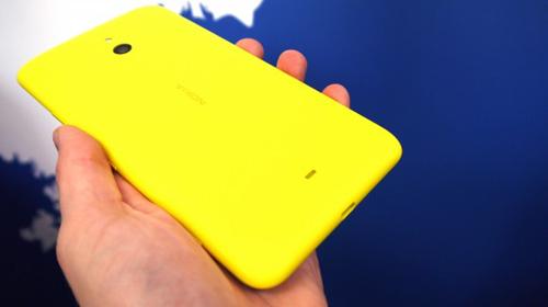 Đánh giá Lumia 1320: Cấu hình ổn, giá hợp lý - 3
