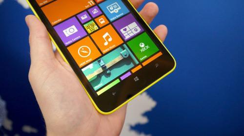 Đánh giá Lumia 1320: Cấu hình ổn, giá hợp lý - 2