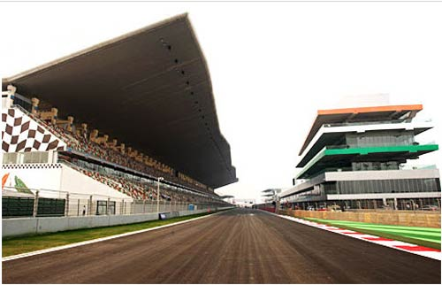 F1 - Indian GP: Kết thúc sớm cho ngôi vương? - 1