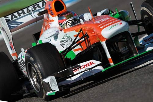 F1 - Indian GP: Kết thúc sớm cho ngôi vương? - 2
