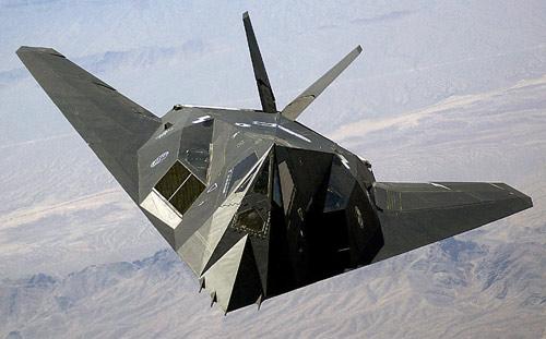 TQ mơ chế tạo máy bay ném bom tàng hình tối tân - 2
