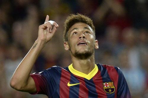Neymar: Nhớ Ronaldinho, muốn hạ Real - 1