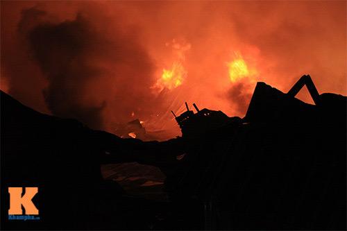 Cháy dữ dội ở Nhà máy Diana Bắc Ninh - 6