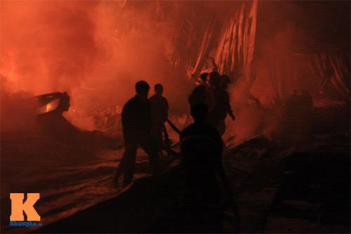 Cháy dữ dội ở Nhà máy Diana Bắc Ninh - 10