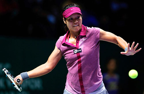 Azarenka - Li Na: Thế trận một chiều (Bảng Trắng WTA Championships) - 1