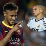 Bóng đá - Neymar đã biết cách đối phó với Pepe