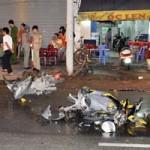 Tin tức trong ngày - Xe máy đối đầu trong đêm, 3 người thương vong