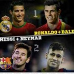 Bóng đá Tây Ban Nha - M10, Neymar đấu CR7, Bale: Đây mới là SKĐ