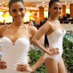 Thời trang - Trương Thị May lép vế vì áo tắm kín đáo?