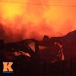 Tin tức trong ngày - Cháy dữ dội ở Nhà máy Diana Bắc Ninh