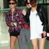 2 thành viên Sistar đã đến Hà Nội