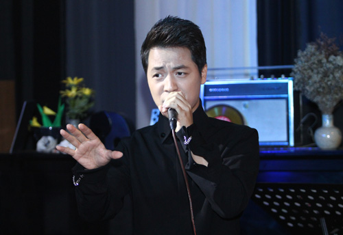 Đăng Khôi hát tặng vợ sắp cưới - 10