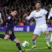 TRỰC TIẾP Barca-Real (KT): Kịch tính