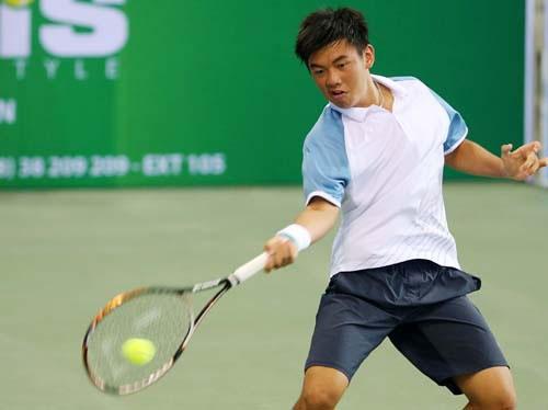 Lý Hoàng Nam vào chung kết giải trẻ tại Thái Lan - 1