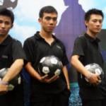 Bóng đá - Chờ cao thủ thăng hoa tâng bóng theo nhóm