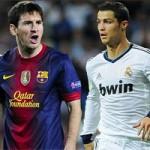 """Bóng đá - Fan Barca-Real """"đại chiến"""" trước El Clasico"""
