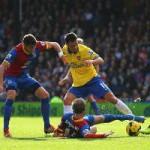 Bóng đá - C.Palace - Arsenal: Bước ngoặt 11m