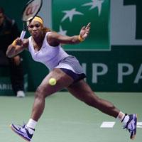 Serena - Jankovic: Sóng gió đầu tiên (BK WTA Championships)
