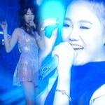 Ca nhạc - MTV - Sistar, Văn Mai Hương đọ vẻ sexy trên sân khấu