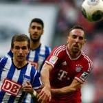 Bóng đá - Bayern – H.Berlin: Kịch tính cao độ