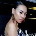 Diệu Huyền nổi bật tại Thái Lan
