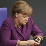 Tin tức trong ngày - Mỹ nghe lén điện thoại Thủ tướng Đức từ năm 2002