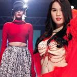 Thời trang - Những pha lộ hình thể xấu của mẫu Việt