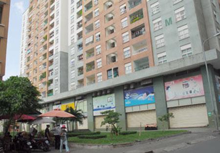 Lại tranh cãi về phí bảo trì chung cư - 1