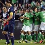 Bóng đá - S.Etienne - PSG: Nhọc nhằn thoát hiểm