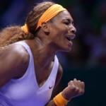 Thể thao - Serena - Li Na: Ngược dòng xuất sắc (CK WTA Championships)