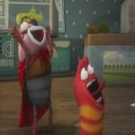 Video Clip Cười - Phim hoạt hình Larva: Pirate Roulette