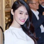 Thời trang - Linh Chi tỏa sáng ngọt ngào trên đất Ý