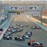 Lịch thi đấu F1 - Lịch thi đấu F1: Abu Dhabi GP 2013