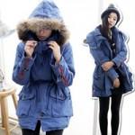 Thời trang - Những kiểu áo khoác giúp bạn gái trẻ hơn