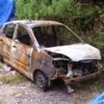 An ninh Xã hội - Bắt nhóm cướp đốt xe taxi, lột quần áo tài xế