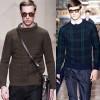 Áo len nam thu đông 2013 có gì mới?
