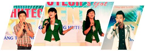 Hào hứng cùng cuộc thi Hutech's Got Talent - 1