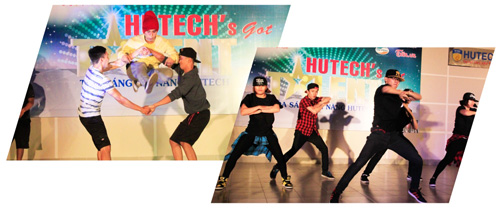 Hào hứng cùng cuộc thi Hutech's Got Talent - 2