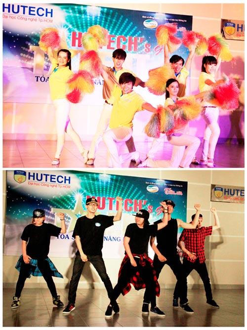 Hào hứng cùng cuộc thi Hutech's Got Talent - 3