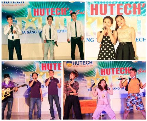 Hào hứng cùng cuộc thi Hutech's Got Talent - 4